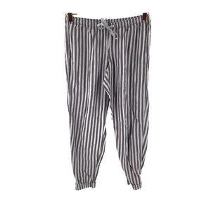 Victoria's Secret Elastic Waist Tie PJ Pants SZ XS